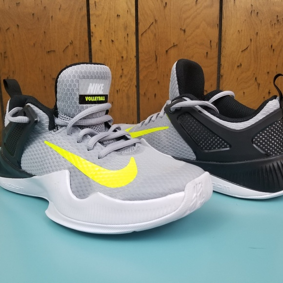 outlet store 2b2ce 77052 Nike Air Zoom Hyper Ace Volleyball Shoe 902367 007
